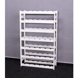 Bortartó, 42 üvegre - RV1 - Fehér