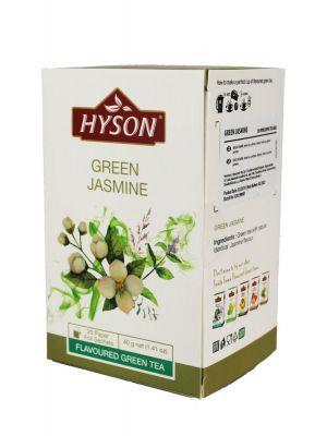 Hyson - Zelený čaj s jasmínem