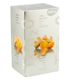 Tea2O - gyömbér és mandarin