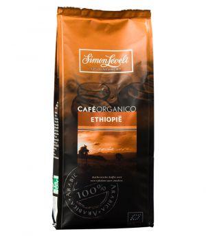 Caféorganico Ethiopie, Simon Lévelt, őrölt, pörkölt kávé