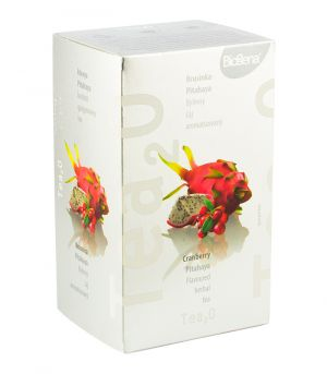 Tea2O - vörös áfonya és pitaya