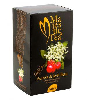 Majestic Tea - Acerola és bodzavirág