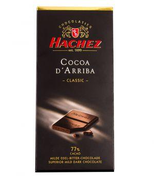 Étcsokoládé, Hachez Chocolate 77 %