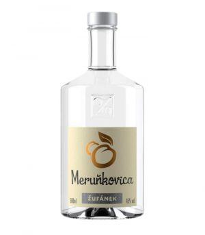 Žufánek Meruňkovica 0,5 l