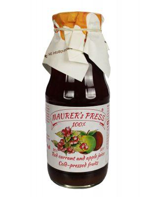 Almabor - MAURER -Vörös ribizli almával