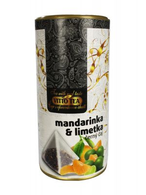 Vitto Tea TUBUS MANDARINE AND LIME