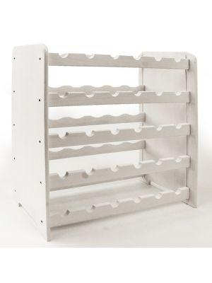 Bortartó, 30 üvegre - RV3 - Fehér