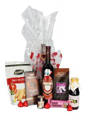 Valentýnský dárkový balíček